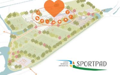 Gebruikers plan rondom Sportpad vast