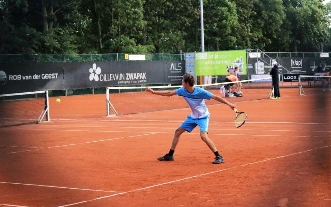 Tennis-vereniging Alkemade is één van die clubs
